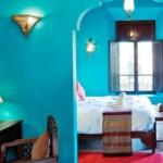 Marokko - Kasbah Tamadot - Suite