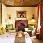Marokko - Kasbah Tamadot - Deluxe Room