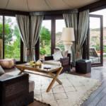 Marokko- Kasbah Tamadot - Deluxe Suite (33-50 m2 mit Blick auf das Atlasgebirge)