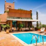 Marokko - Kasbah Tamadot - Privater Pool