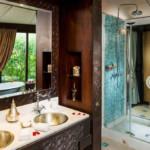 Marokko - Kasbah Tamadot - Badezimmer