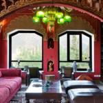 Marokko - Kasbah Tamadot - Loungel