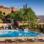 Marokko - Kasbah Tamadot - Außen-Pool