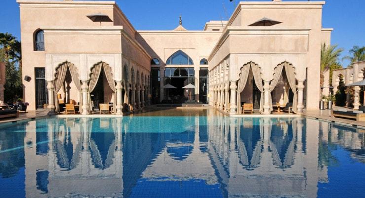 Radermacher Reisen - Palais Namaskar - Pool Villa