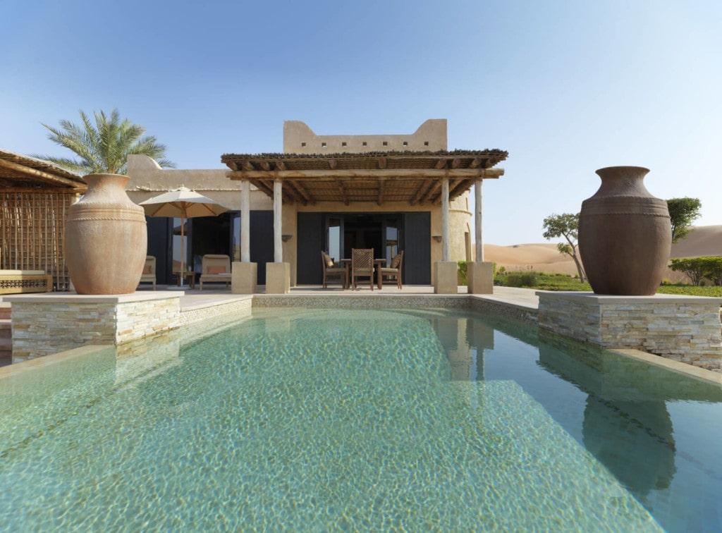 Qasr Al Sarab - pool 2