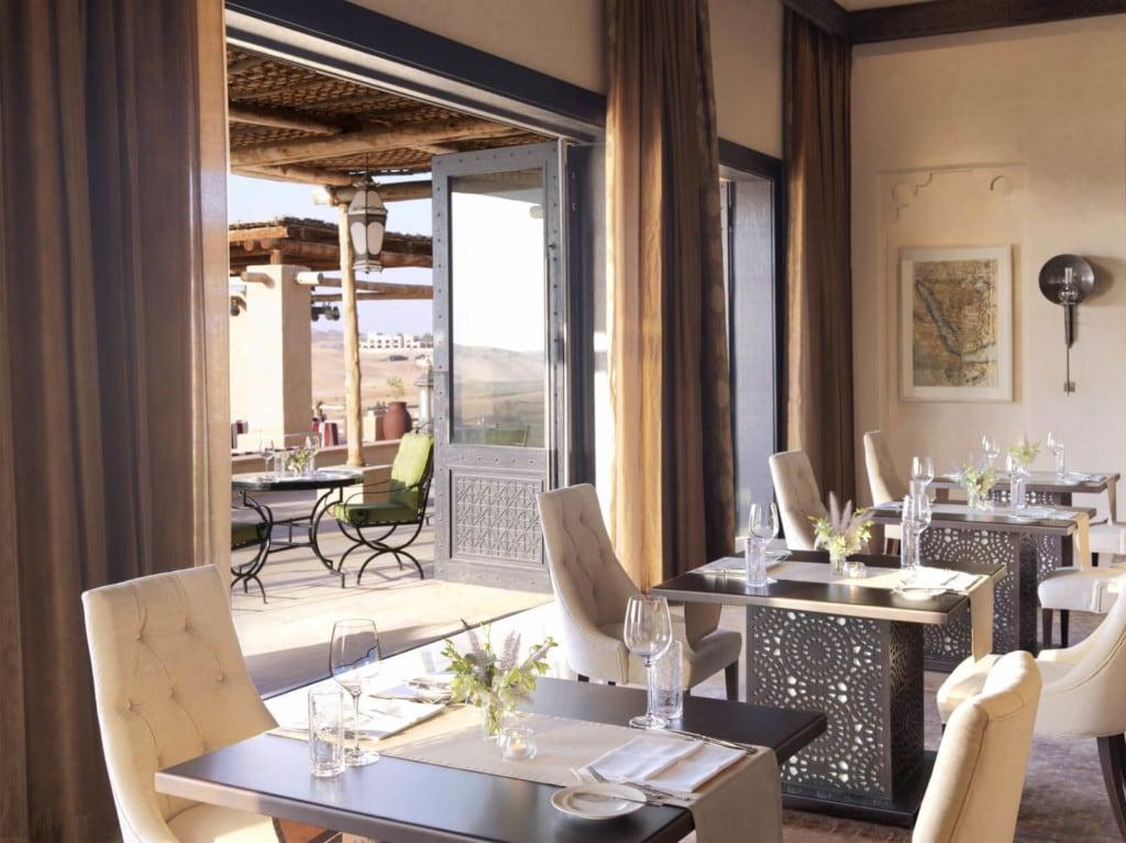 Qasr Al Sarab - restaurant 3