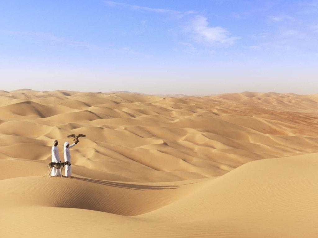 Qasr Al Sarab - wüste 2