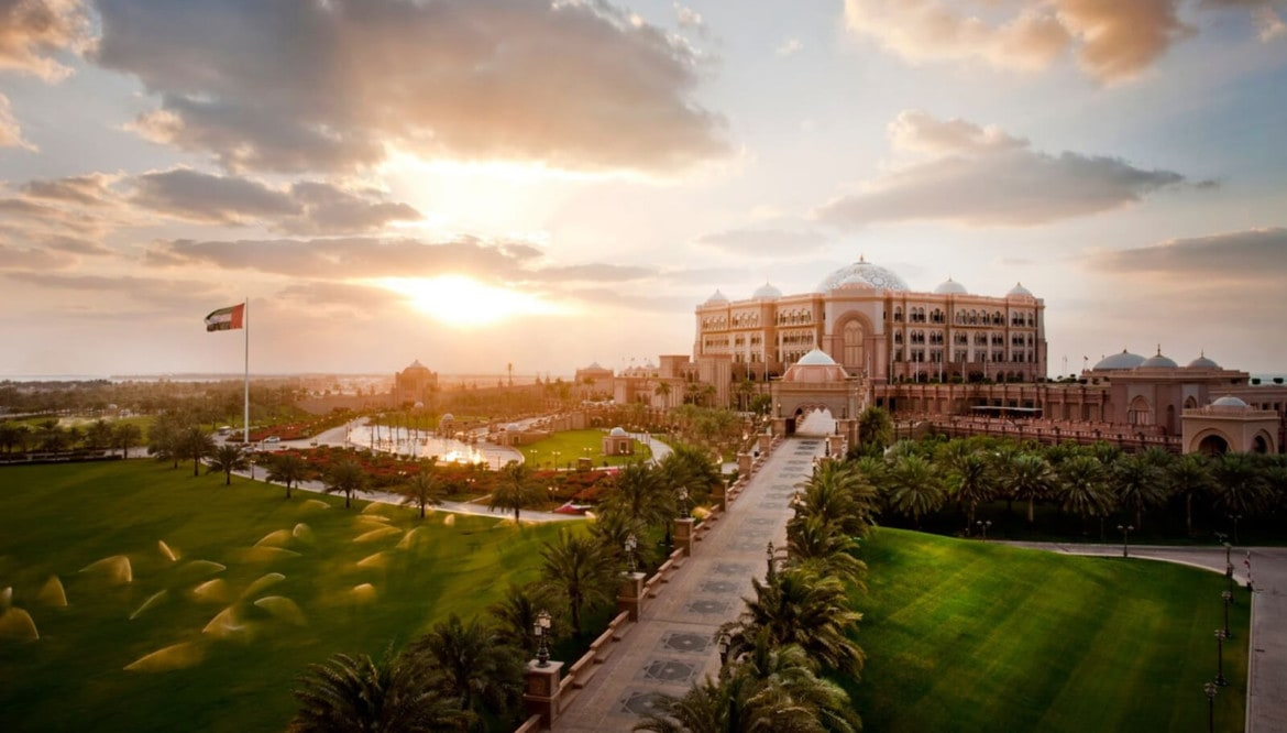 Abu Dhabi: Top 3 Hotel-Highlights