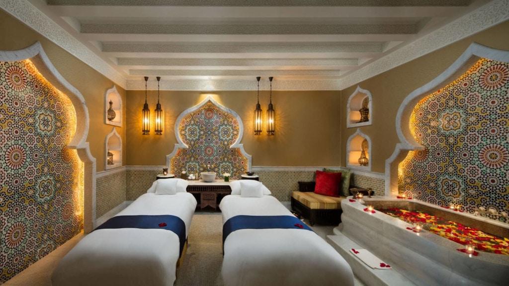 Emirates Palace - spa