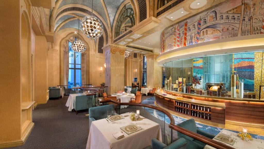 Emirates Palace - restaurant