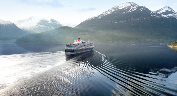 Queen Victoria - Fjord