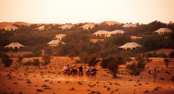 Al Maha - Wüste