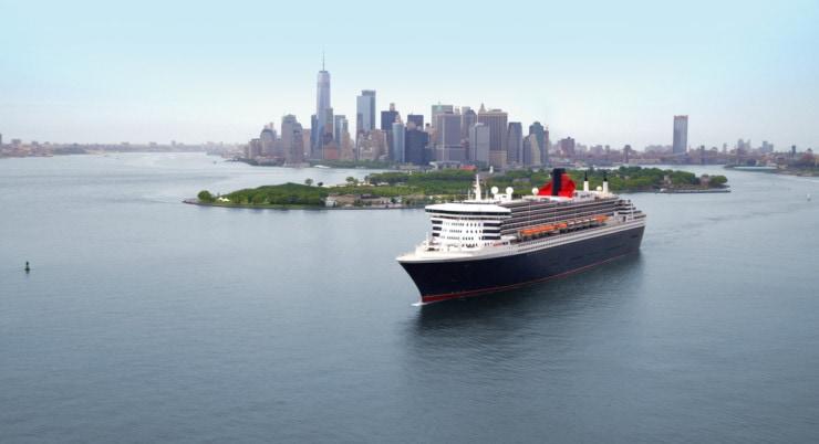 Queen Mary 2 - NY