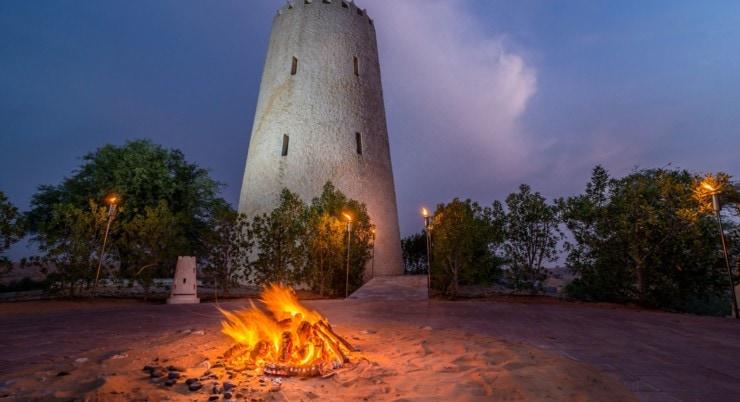 Ras Al Khaimah - außen
