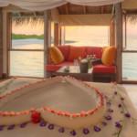 Gili Lankanfushi - Familienvilla Schlafzimmer