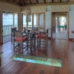 Gili Lankanfushi - Lagoon Residence Wohnzimmer
