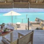 Gili Lankanfushi - Lagoon Villa Terrasse