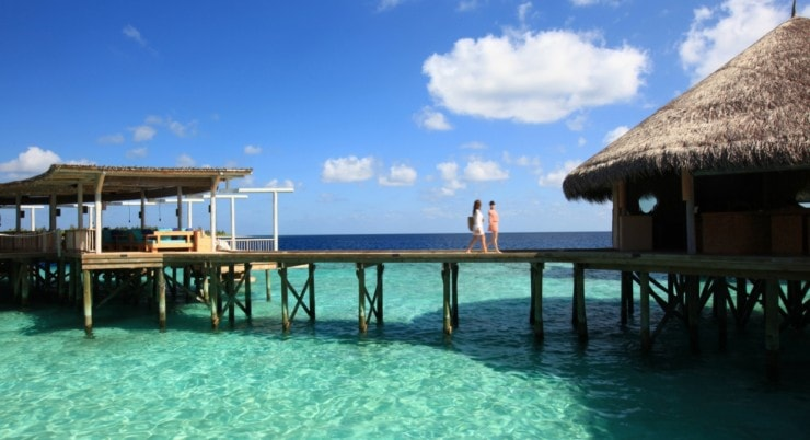 Six Senses Laamu - steg