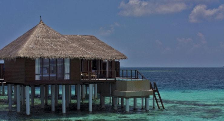 Coco Bodu Hithi - Haus auf dem Meer