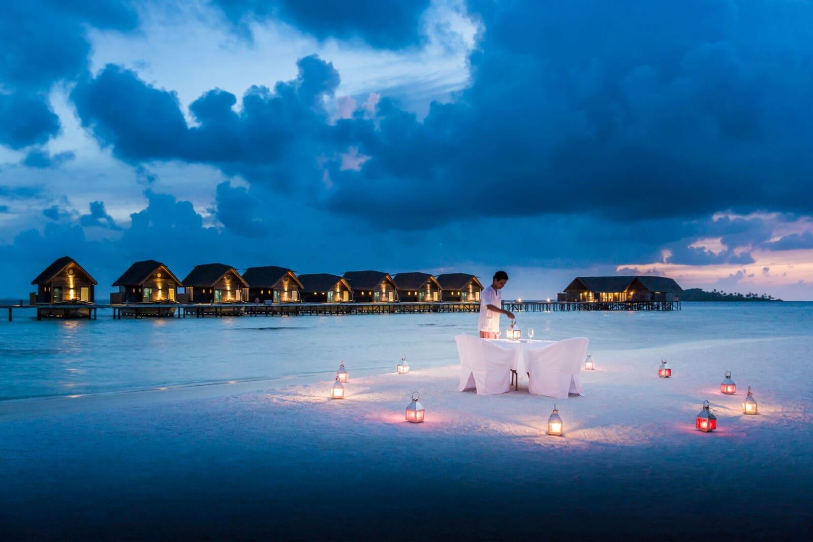 Como Cocoa Island - romantisch