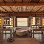 Gili Lankanfushi - Badezimmer