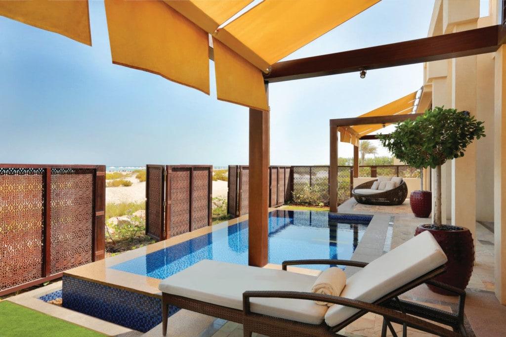 Park Hyatt Dubai - privater pool 2