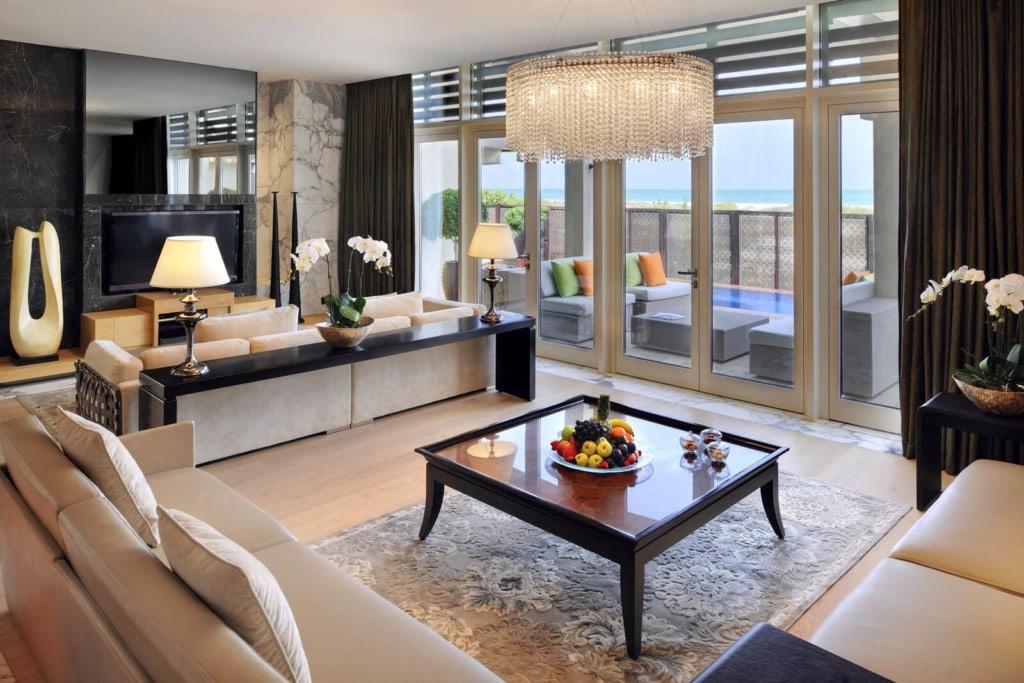 Park Hyatt Dubai - wohnzimmer