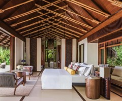 One&Only Reethi Rah- Schlafzimmer