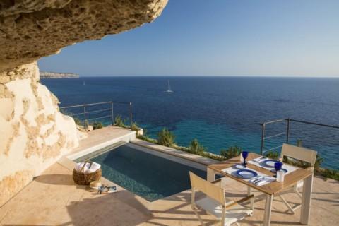 Cap Rocat - pool 3