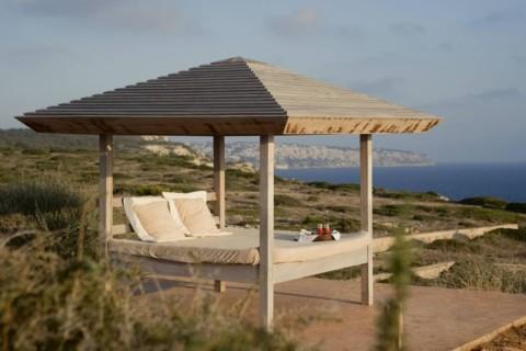 Cap Rocat - cabana