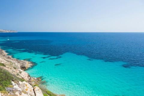 Cap Rocat - Meer