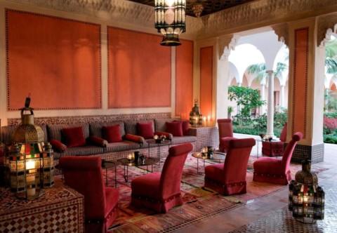 Finca Cortesin - lounge