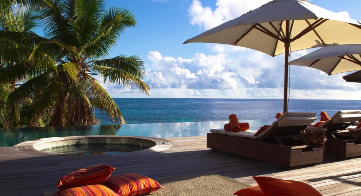 Fregate Island Private - strand