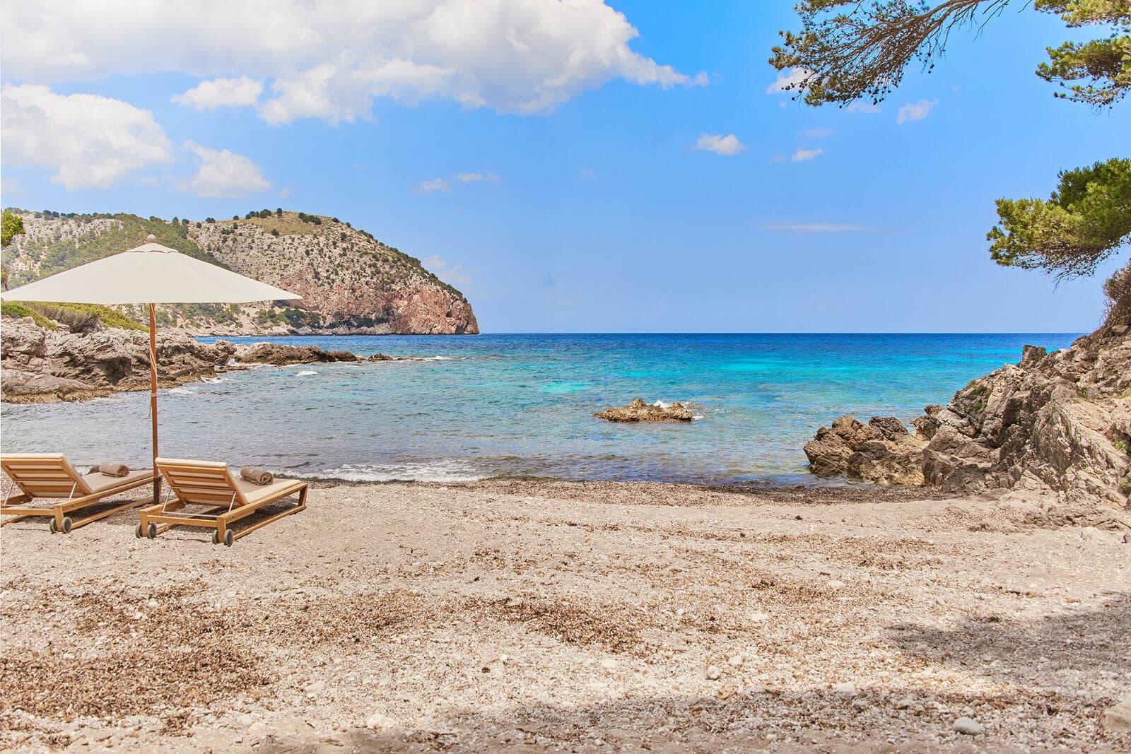 Pleta De Mar - strand