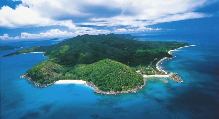 Constance Lemuria Hotel - Inseln von außen