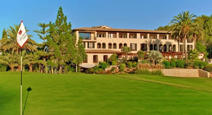 Sheraton Mallorca Arabella Golf Hotel - golfplatz