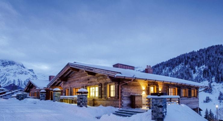 Severin´s Lech - Außen Winter