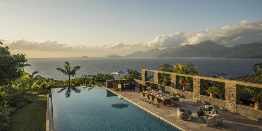 Four Seasons Resort Mahé Seychelles