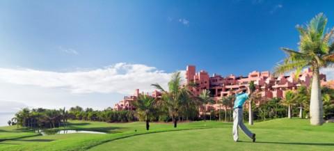 The Ritz-Carlton Abama - golf