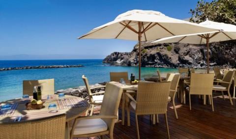 The Ritz-Carlton Abama - terrasse