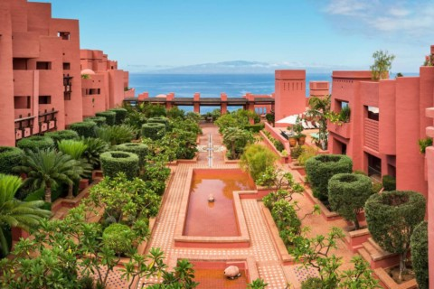 The Ritz-Carlton Abama - außen