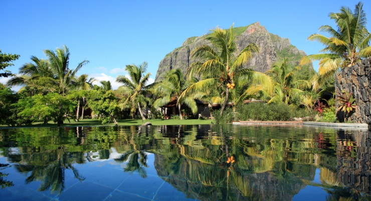 Lux* Le Morne - pool