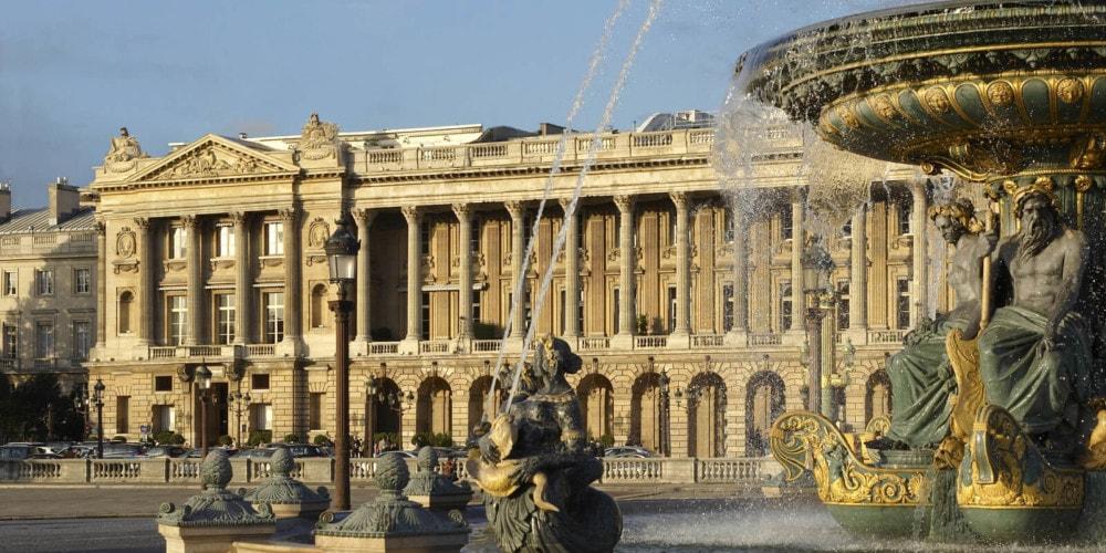 Hôtel De Crillon Paris