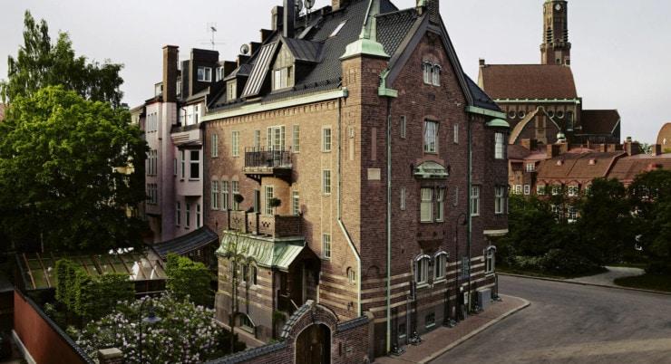 Ett Hem Stockholm - AUßenansicht