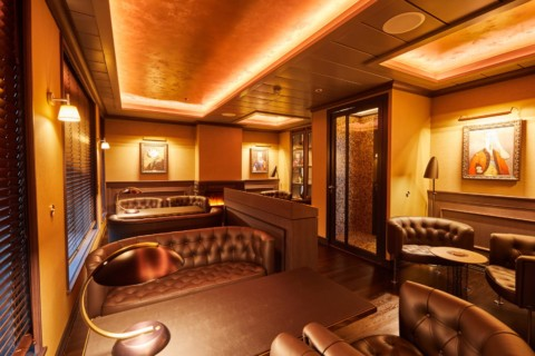 HANSEATIC Expeditions - Schiffe - lounge