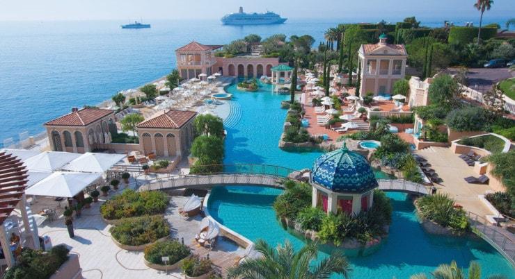 Monte-Carlo Bay Hotel & Resort - außen 2