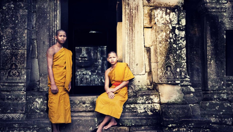 Kambodscha Rundreise & Besuch des Green Gecko Projekts