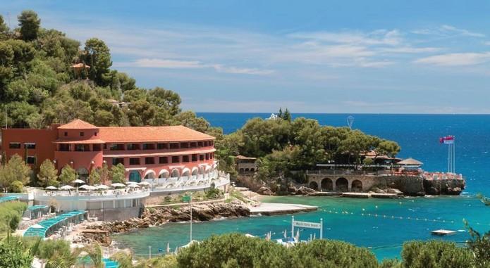 Monte Carlo Beach Hotel - außen