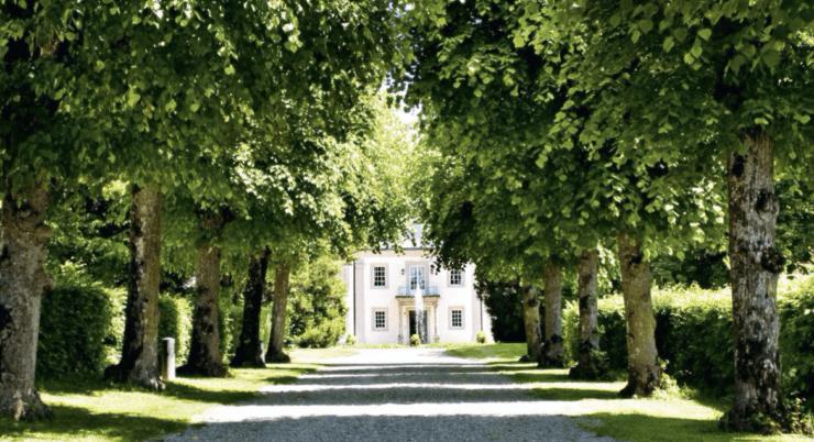 Wald und Schlosshotel Friedrichsruhe - Außenansicht