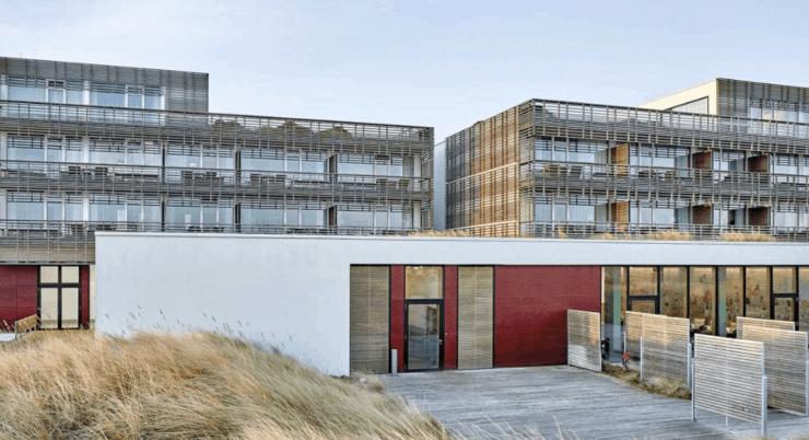 Budersand Hotel Golf &Spa Sylt - Außenansicht